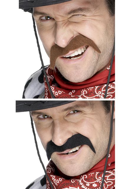 Moustaches, barbes